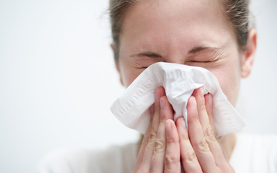 Współczesny serwis internetowy dla alergików