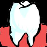 Prześliczne zdrowe zęby także niesamowity cudny uśmiech to powód do płenego uśmiechu.